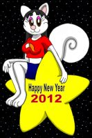 Happy New Year 2012 by CaseyDecker