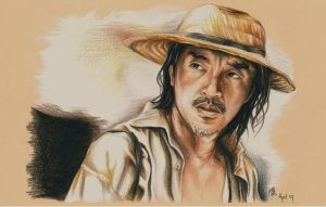 Stephen Chow by mojunheem
