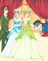 At the Ball by chelleface90
