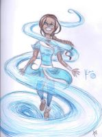 Katara by blindbandit5