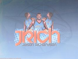 Jason Richardson Wallpaper by K1lluminati