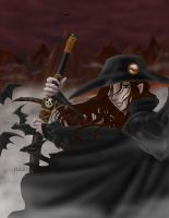 Vampire Hunter D by raerae