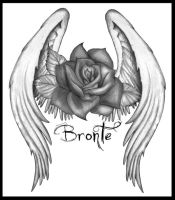 Bronte Tattoo by melancholy-spiders