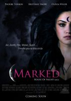 Marked - Movie Poster by NatBelus