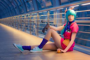 Bulma 02 by BloodstoneDesigns