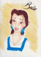 Miss Belle by MissRana62