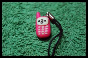 Fimo Cellphone o3o by inu-chan-free