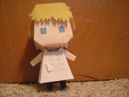 Baldo Papercraft by DuckHunter111