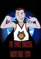Space Dracula Basketball Expo by visiblespectre