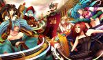 Sona vs Sona...and Teemo by weixi