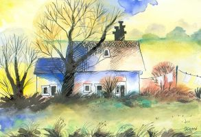 A Little House by LoVeras