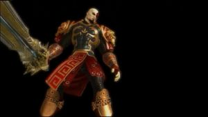 Kratos from Playstation All Stars Battle Royale by TimothyB25