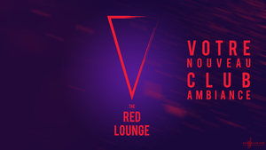 The Red Lounge Club - Logo by Caparzofpc