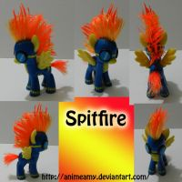 Spitfire by AnimeAmy