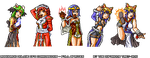 CFC - RO Fans Sprites No. 24 by trevmun