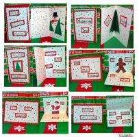 Holiday Card Project 2013 by RavingEagleMedia