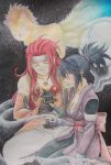 Tales of Symphonia - Zelos Sheena e Corrine  by giulystar-chan