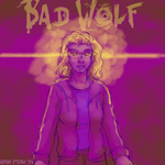 Palette Meme - Bad Wolf Rose, G by ErinPtah