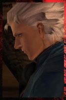 DMC Portraits - Vergil 2 by The-Bone-Snatcher