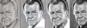John Noble (Walter Bishop) by markstewart