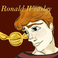 I Wish You Luck Ronald by CubbiLovesYou22