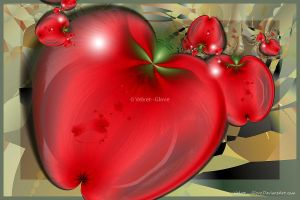 An Apple A Day... by Velvet--Glove