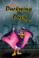 Darkwing Duck by KaoriMirai