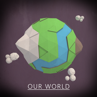 Low Poly Earth by ZeconTheEskimoHack
