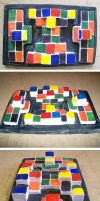Mahjong Relief by Rose-Vicious