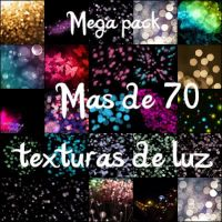 Pack Texturas de Luces [+70] by Vickytoria05