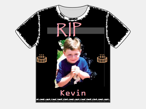 Kevin on a Shirt On Deviantart by BigMacTheMan