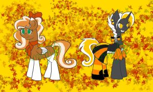 Autumn Auctions by EnvyXtheXPalmXTree