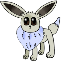 Shiny Eevee Redo Redo by awesome8x