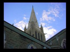 Sacred Heart Cathedral III by cdaile