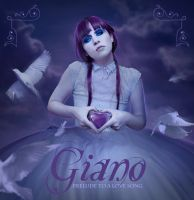 Giano - Cd Cover by Lady-Symphonia