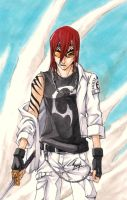 bleach- renji by pandabaka