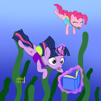 NATG Day 8 - Learning to Dive by phallen1