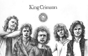 King Crimson by TheWindFish