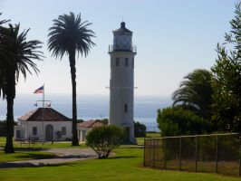 Point Vicente Lighthouse by ShipperTrish