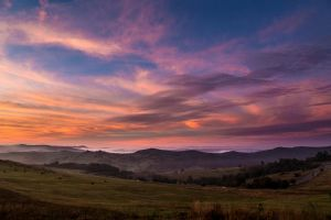 Dawn in Mures - 1 by Reiep