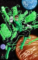 Beware my Power, Green Lantern's Light! by grivitt