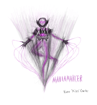 Maniamancer by ColonelWalter