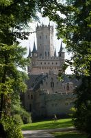 Castle Marienburg by Imivai