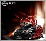 Scion XD - Shell Shocked by jonsibal