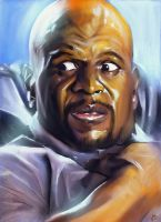 Julius - Terry Crews by Wilustra