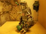 Why Poor Waspinator Grimlocks Chew Toy by Zigholtul88