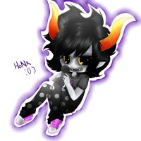 Gamzee: HoNk by BananaMilk04