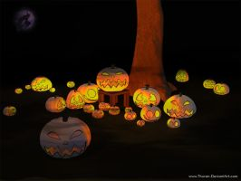 Halloween by thuran