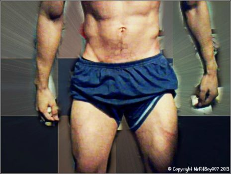 My Ripped and Muscular Legs by mrfitboy007