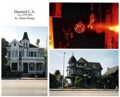 Haunted L.A. 1999-2000 by Diana-Huang